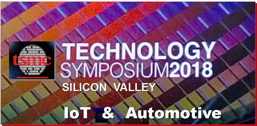 TSMC Technologies for IoT and Automotive – SemiWiki