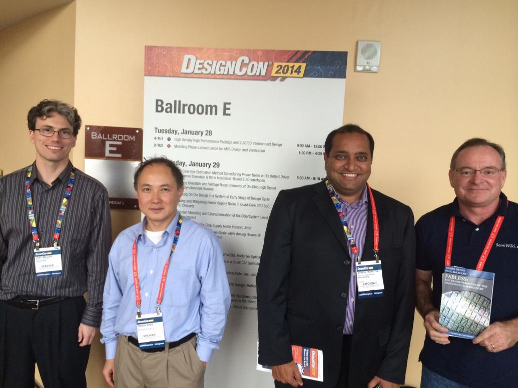 DesignCon 2014 AMS Panel Report – Semiwiki