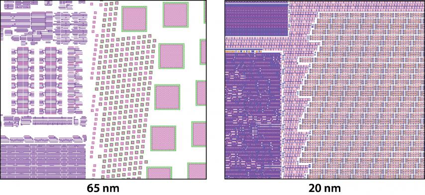 A Fill Solution for 20nm at TSMC – SemiWiki