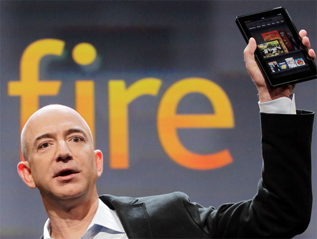 Amazon's Kindle Fire Spells Trouble for nVidia, Qualcomm and