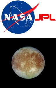 NASA JPL, Europa
