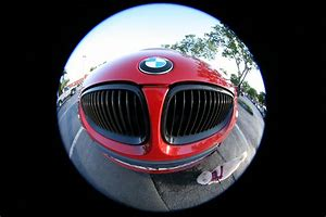 Fisheye view