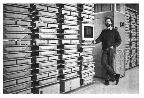 Steve Jobs Toy Story CPUs
