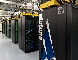 Summit supercomputer