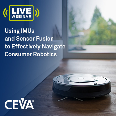 Using IMUs and Sensor Fusion to Effectively Navigate Consumer Robotics