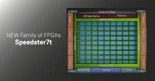 New Family of FPGAs Speedster7t