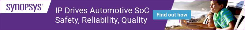 Synopsys IP Automotive SoC