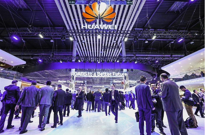 Huawei Sends Unmistakable Message