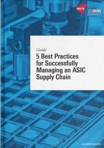 Managing ASIC Supply Chain