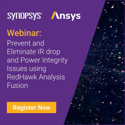 Synopsys ANSYS SemiWIki Webinar 1