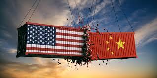 US China Blockade
