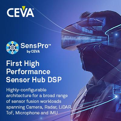 Ceva SensPro Banner SemiWiki 400x400 200405