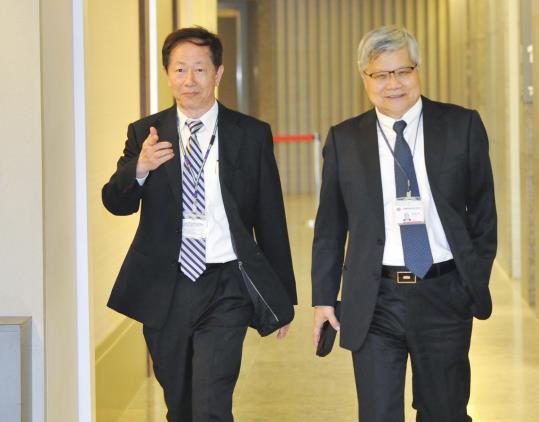 Mark Liu CC Wei TSMC