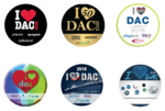 I Love DAC Over The Years