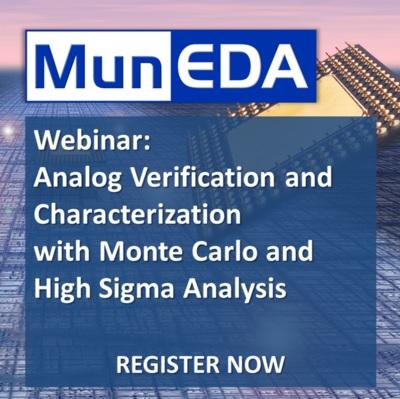 MunEDA Variation Webinar