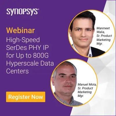 Synopsys SerDes Webinar