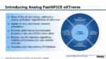 Analog FastSPICE eXTreme