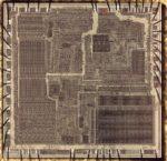 Intel 8086 Die