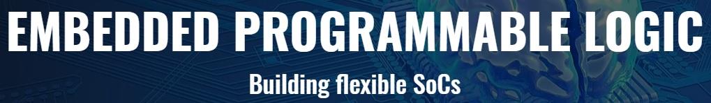 Menta eFPGA Banner