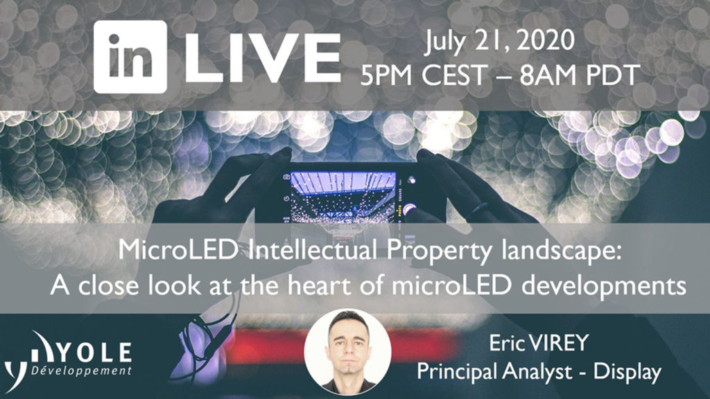 MicroLED IP LinkedIn Live July2020 1400x700 1024x576