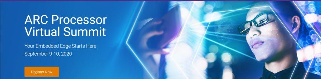 ARC Processor Virtual Summit 2020