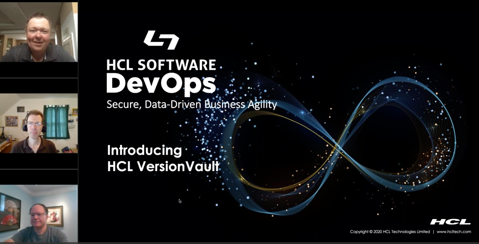 HCL VersionVault delivers version control and more
