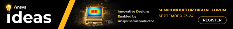 Ansys IDEAS Digital Forum Banner