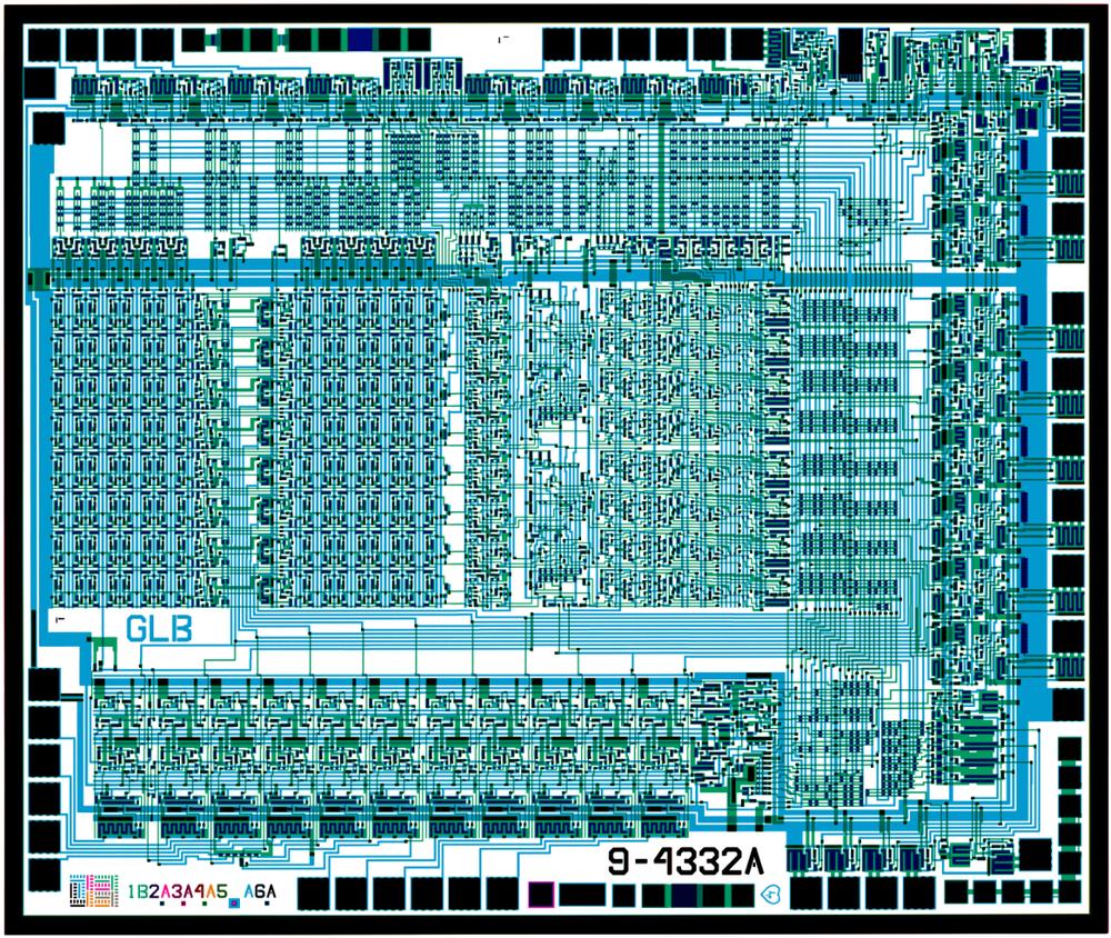 Inside the HP Nanoprocessor