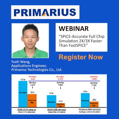 Primarius Webinar SemiWiki