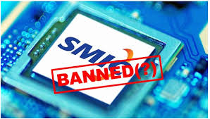 SMIC Banned