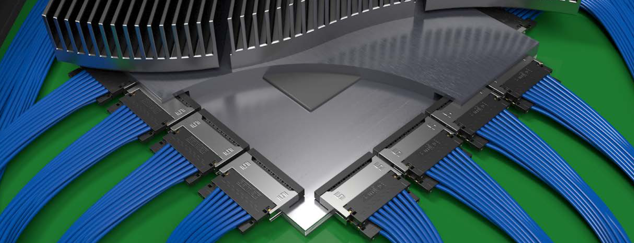Samtec Direct Connect to IC Package Technology