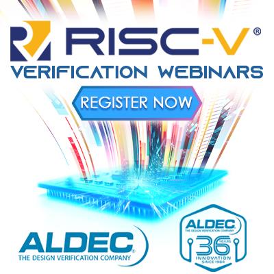 WIKI RISC V Verification Webinars