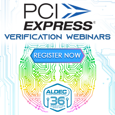WIKI Webinar PCIe Verification 01