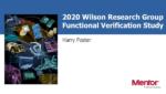 2020 Wilson Report Verification ASIC FPGA