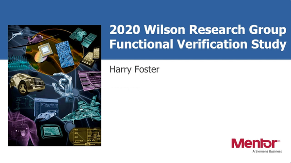 2020 Wilson Report Verification ASIC FPGA