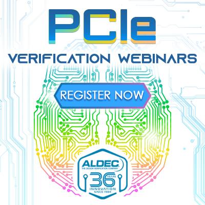 Aldec PCIe Verification Webinar SemiWiki