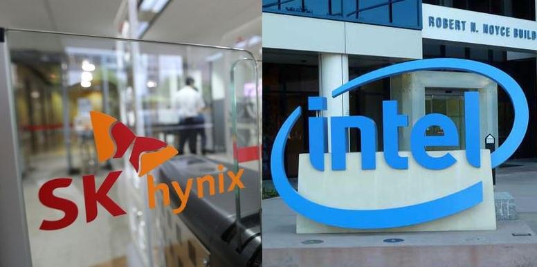 Intel SK Hynix NAND