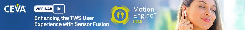 Ceva MotionEngine Hear Banner SemiWiki sizes 800x100 201124