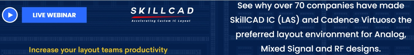 SkillCAD Webinar Banner
