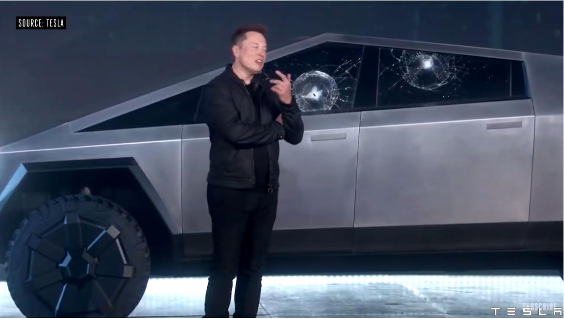 Teslas Musk Mocks Marketing