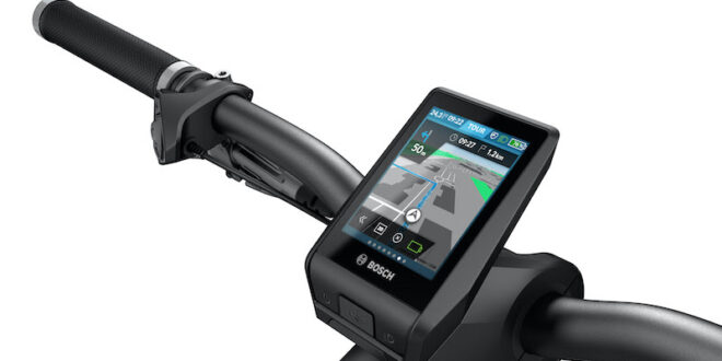 Bosch eBike Systems Nyon wins CES 2021 Innovation Award 660x330 min
