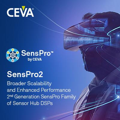 Ceva SensPro2 Banner SemiWiki 400x400 210111