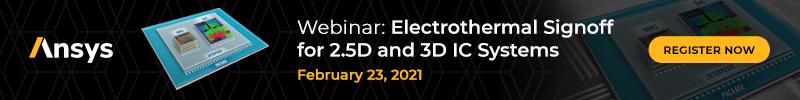 3d ic Redhawk SC electrothermal webinar 800x100 20210205