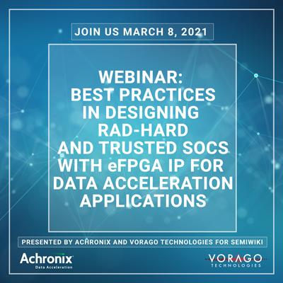 Achronix Vorago webinar logos 400x400 v2
