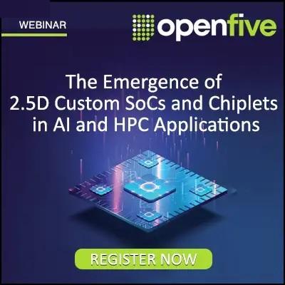 OpenFive Chiplet Webinar