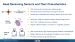 Sensors Characteristics