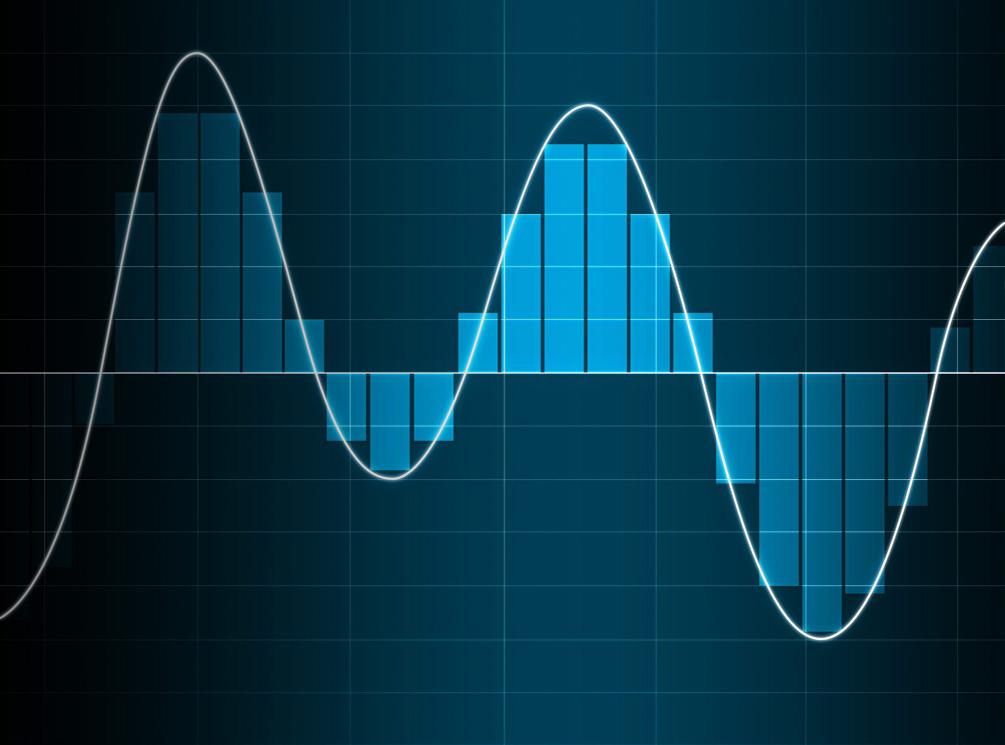 sine wave gradient small