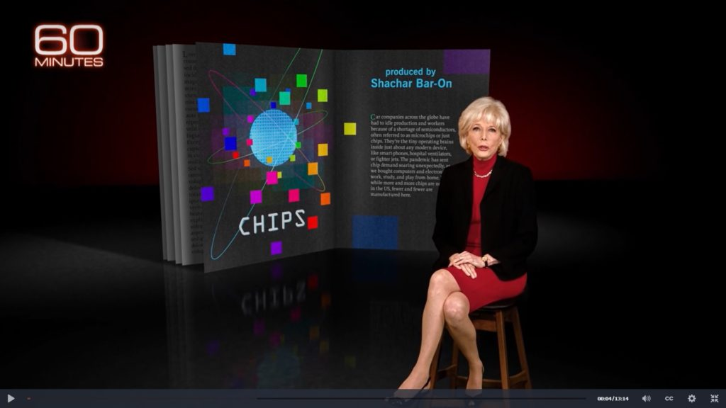 60 Minutes Chip Shortage