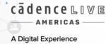 Cadence Live Americas 2021