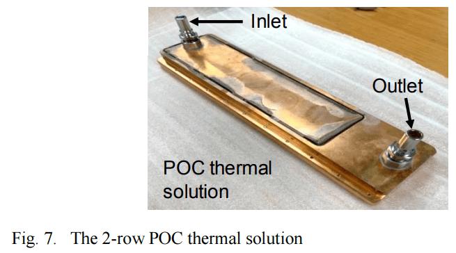 PoC Thermal Solution tesla